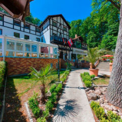 Hotel-und-Restaurant-Seeschloss Lanke