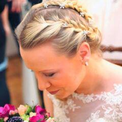 Brautkosmatik in Berlin von Kamm und Schere