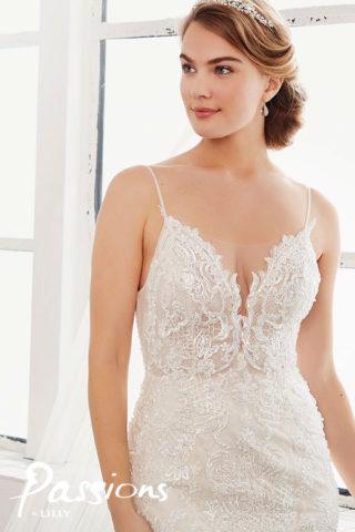 Brautkleid von Passions by Lilly