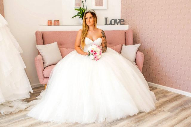 Dein zukünftiges Brautkleid von MarryLoo Traumkleid in Fredersdorf-Vogelsdorf