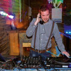 Heiraten sie mit Musik von DJ Dawn
