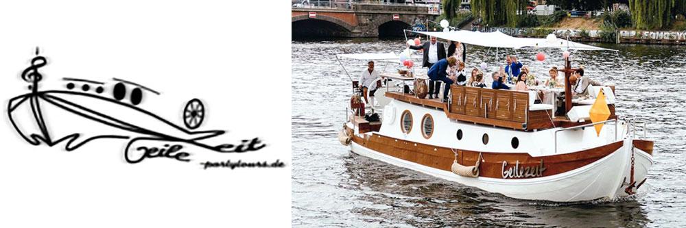 Dein Eventschiff für Hochzeiten in Berlin