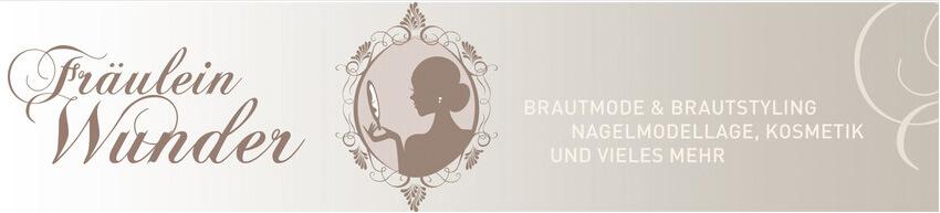 Fräulein Wunder - Komplettservice aus einer Hand. Brautmode, Accessoires und Braut-Make-up