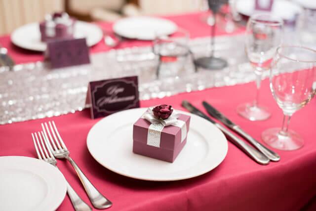 Gastgeschenke für Ihre Hochzeit in Berlin, Potsdam und Brandenburg
