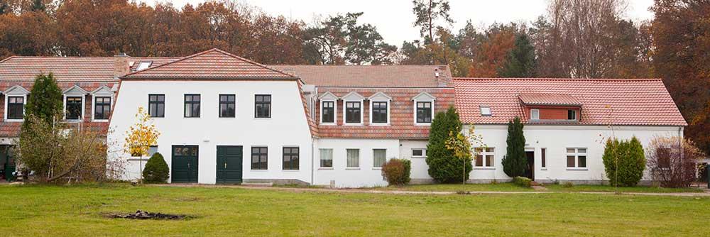 Hochzeitslocation in Brandenburg - Das Gut Sarnow