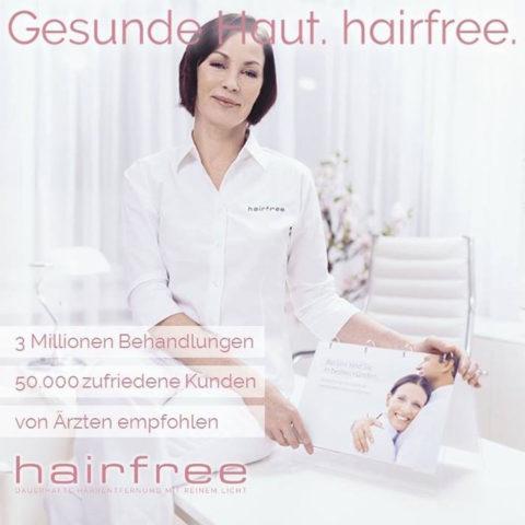 Hairfreee Potsdam