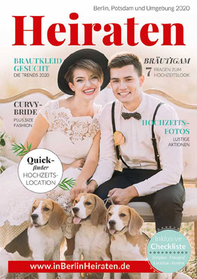 Magazin Heiraten in Berlin