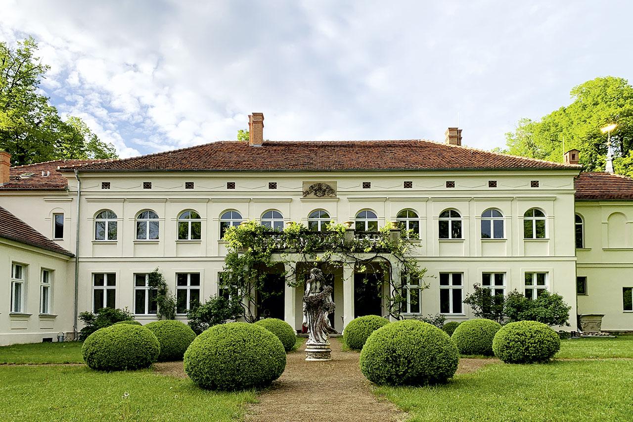 Hochzeit im Schloss Rogäsen