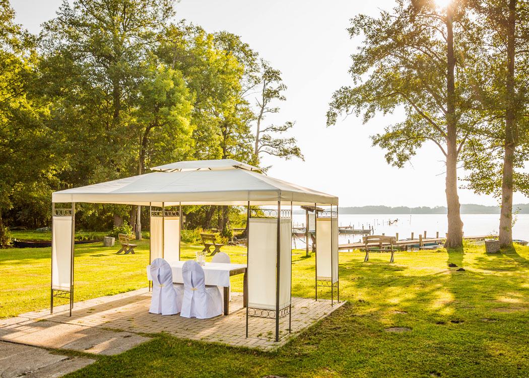 heiraten am See in der Fischerei Köllnitz
