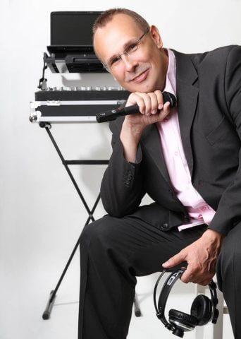 Musik zur Hochzeits vom Hochzeits-DJ Mister Fox