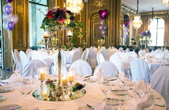 Eventdekoration für Hochzeit, Geburtstag, Familienfeier und mehr von Hera Eventdekor
