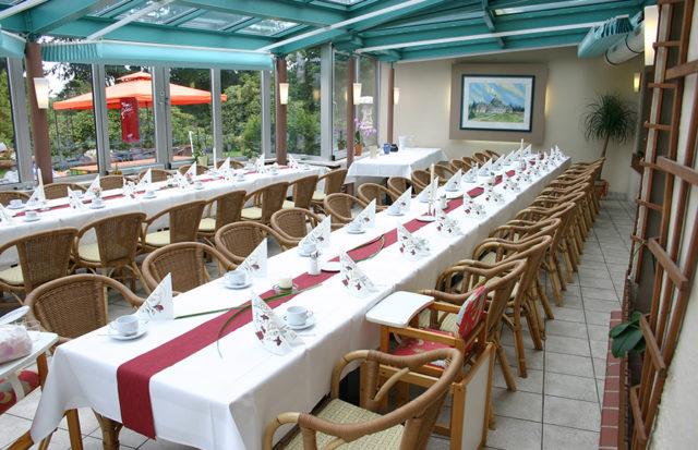 Hochzeit im Hotel Harzhaus