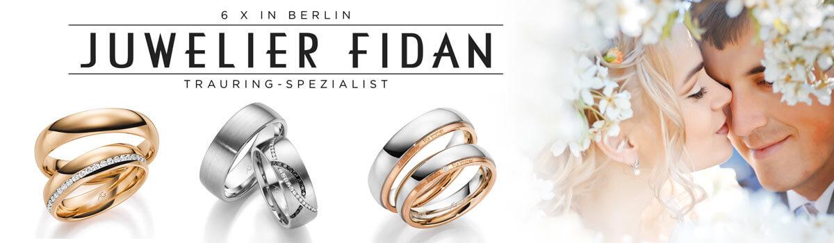 Trauringe Juwelier Fidan Berlin