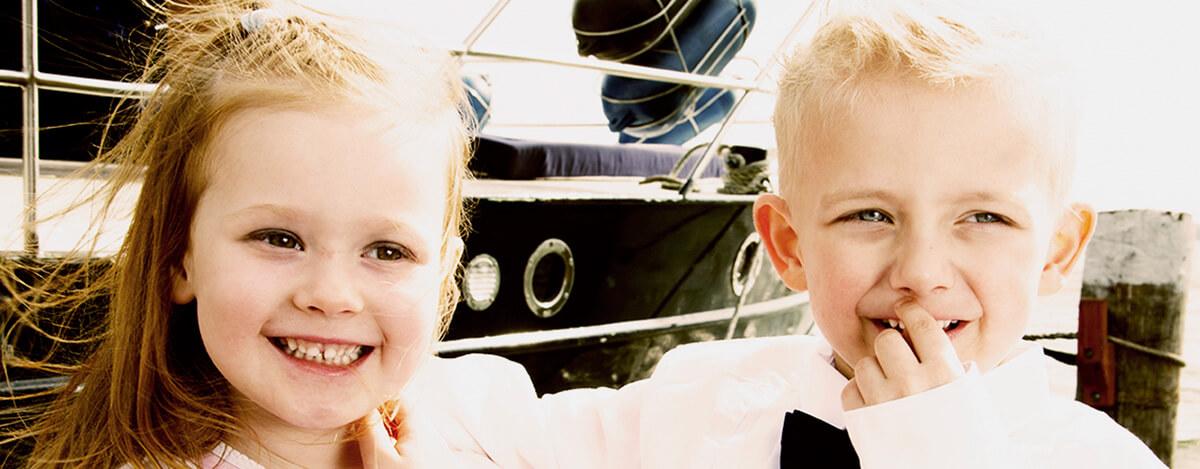 Kinderbetreuung zur Hochzeit - Spiel und Spaß für die kleinen Hochzeitsgäste