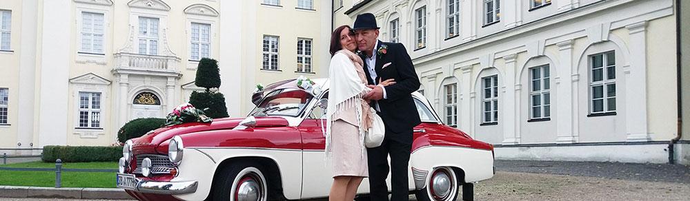 Oldtimervermietung Hochzeit Berlin