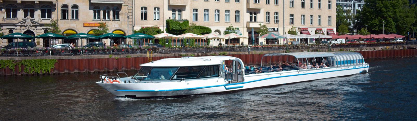 Schifffahrt-Berlin