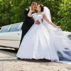 Ihre Stretchlimousine für die Hochzeit in Berlin, Potsdam und Brandenburg