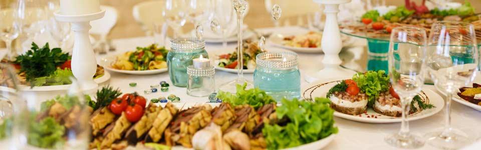 Catering für Ihre Hochzeit in Berlin, Potsdam und Umgebung