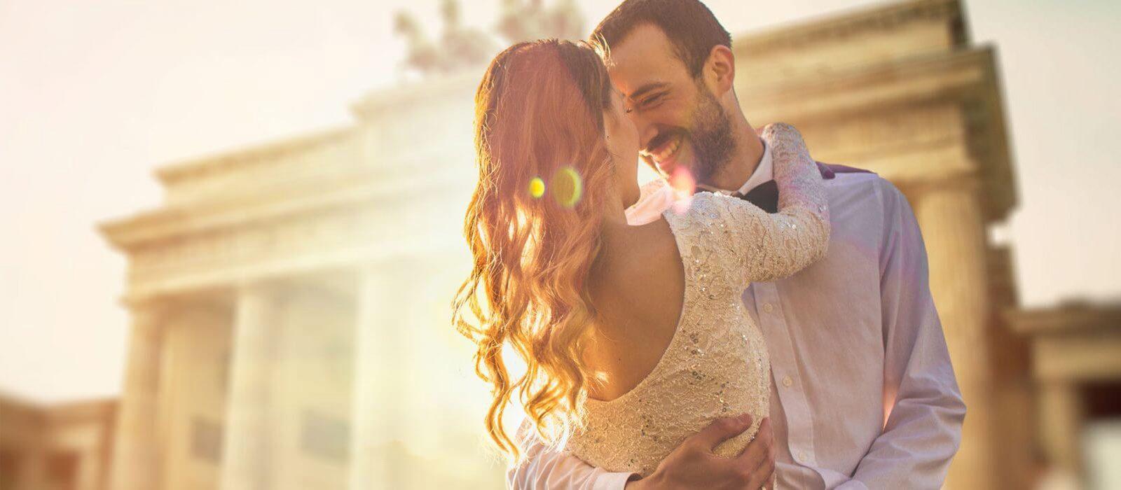 Hochzeit Berlin, Potsdam und Brandenburg - hier finden Sie Tipps und Infos für Ihre Hochzeit