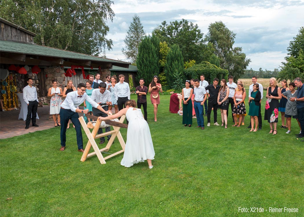 Heiraten MQ Ranch Brandenburg