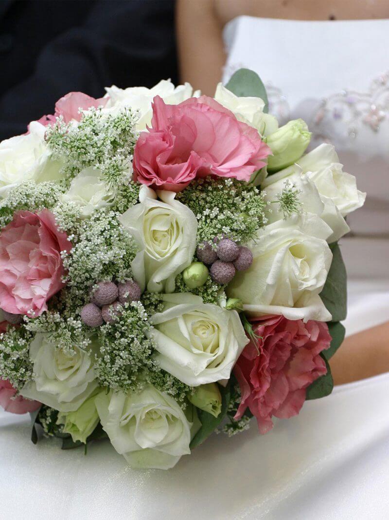 Brautstrauß Potsdam - Tipps für die Brautfloristik in Potsdam