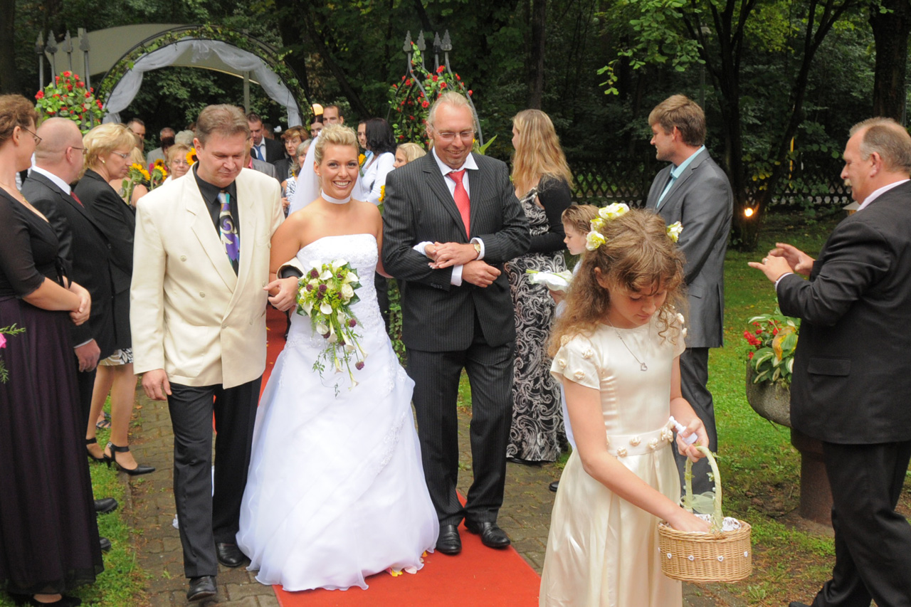 Heiraten im Landhaus Hubertus