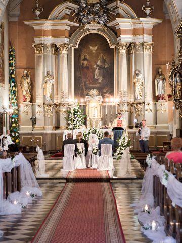 Kirchliche Trauung Berlin