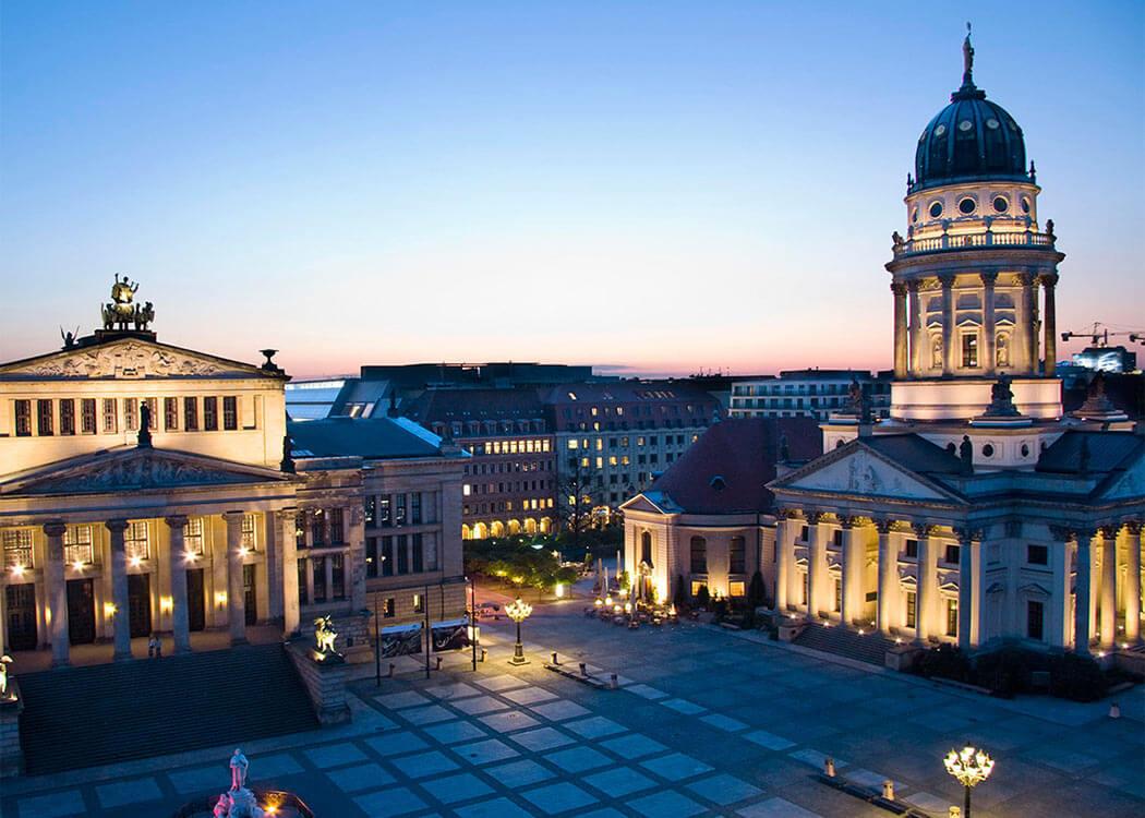Heiraten im Karlsson Penthouse Berlin