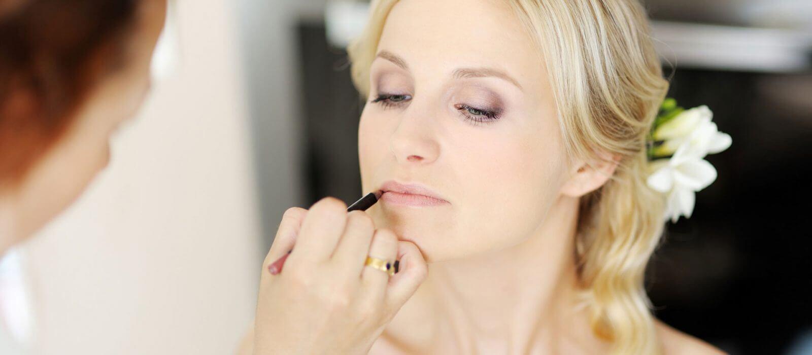 Braut-Make-up Berlin