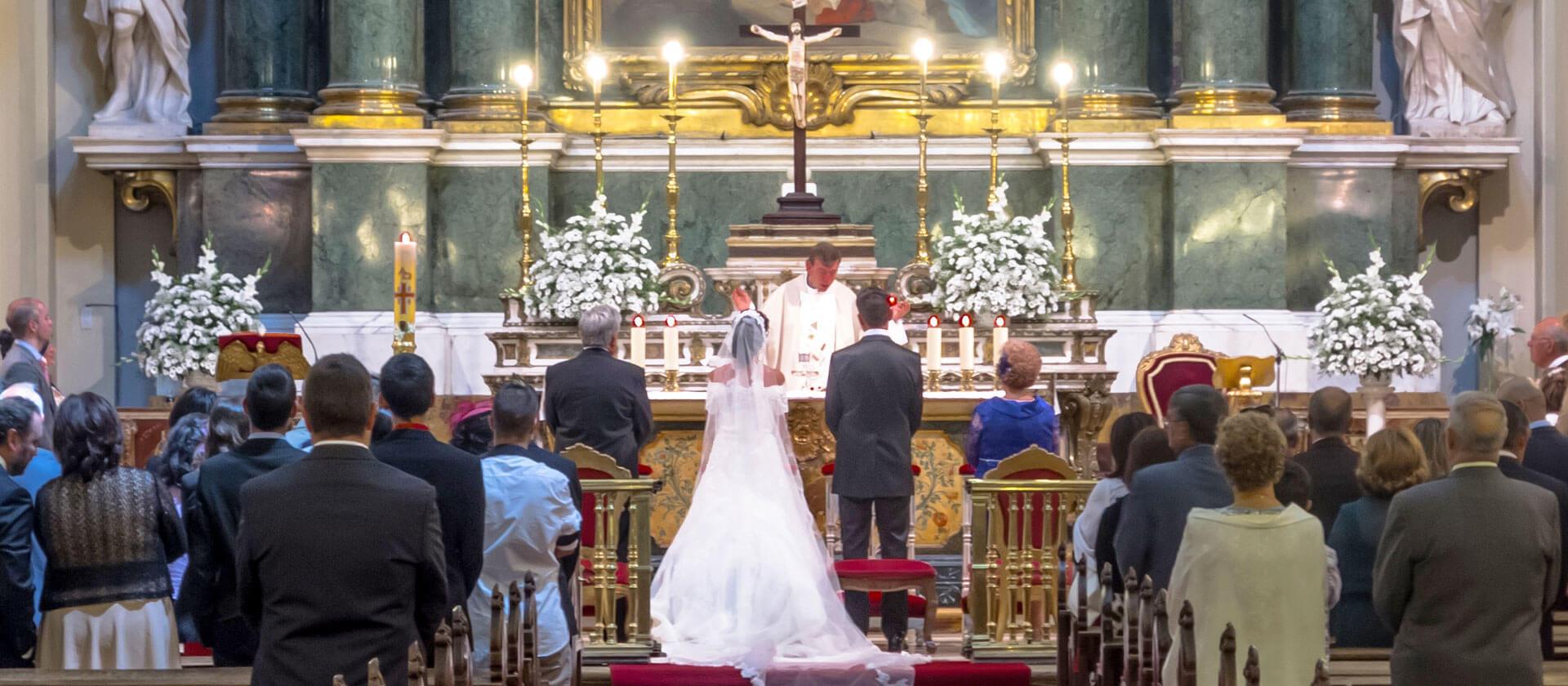 Die Kirchliche Trauung